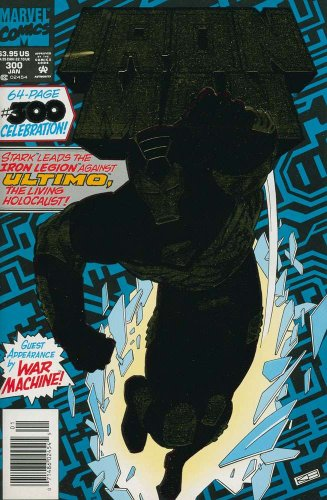 Iron Man (1st Series) #300 (Special Cover)