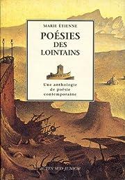 Poésies des lointains
