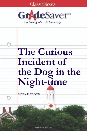 curious incident of the dog in the nighttime essay