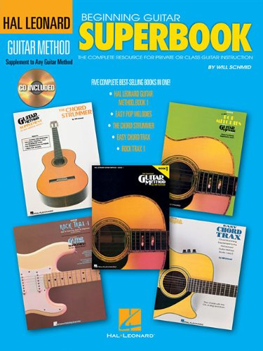 The Hal Leonard Guitar Superbook