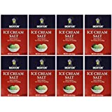 Morton Ice Cream/Rock Salt, 4-Pound (Pack of 8)