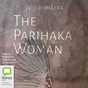 The Parihaka Woman Hörbuch