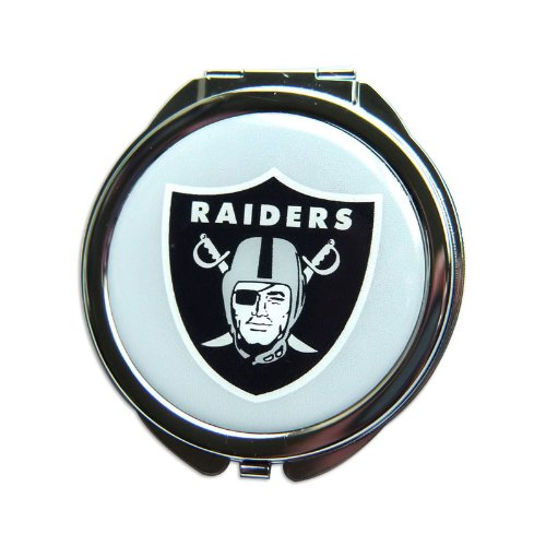 oakland raider desktop wallpaper. Oakland Raiders Compact Mirror Review