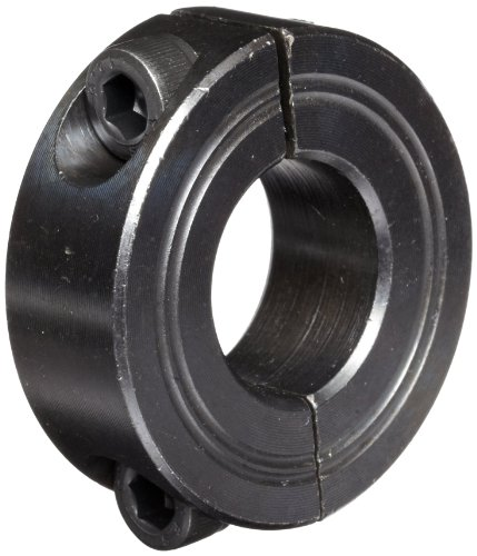 Climax metal m c steel two piece clamping collar
