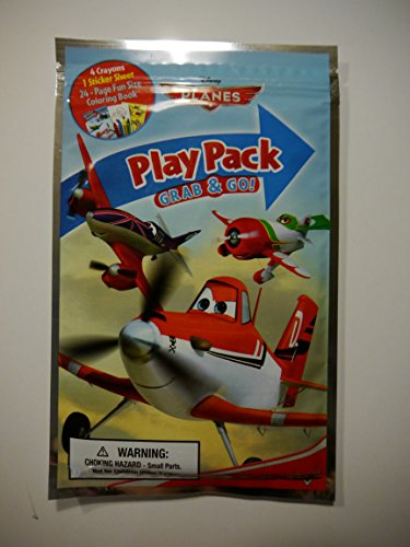 Disney Pixar Plane Grab and Go Play Pack - 1
