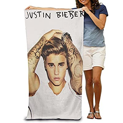 Justin Bieber 2016 New Album Swimming Towels 80cm X 130 Inches