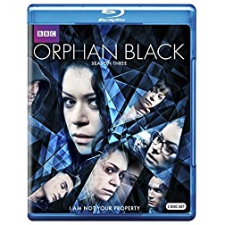 Orphan Black: Season 3 [Blu-ray]