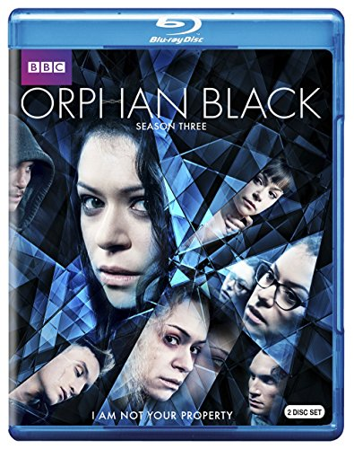 Orphan Black: Season Three [Blu-ray] [Import]