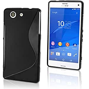 Smart Choice Anti-skid Soft TPU Back Case Cover for Sony Xperia Z5 Dual (Black)