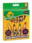 Crayola Beginnings - Jumbo Decorated...