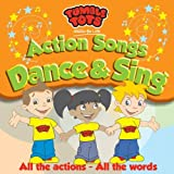 Dance & Sing 4 by Tumble Tots (2010) Audio CD