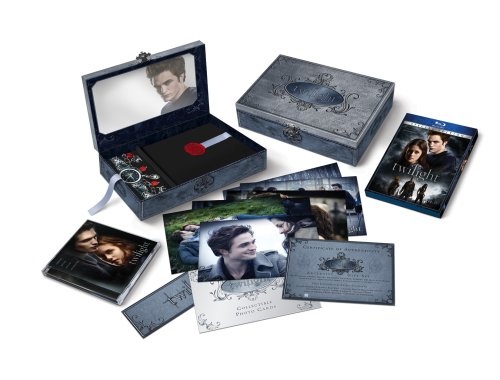 Twilight (Ultimate Collector's Set Amazon.com Exclusive) [Blu-ray] (Twilight Blue Ray Box Set compare prices)