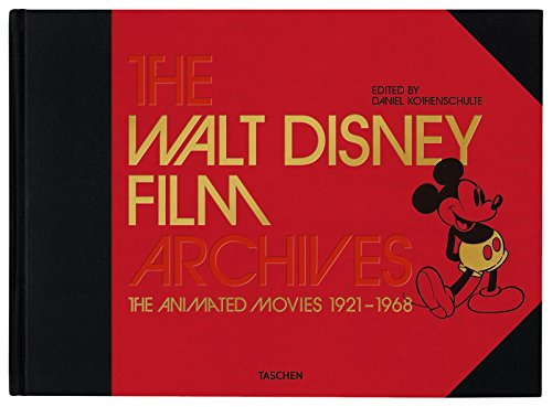 los-archivos-de-walt-disney-sus-peliculas-de-animacion-1921-1968