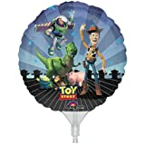 9 Inch Toy Story EZ Air Fill Balloons - 3 Count