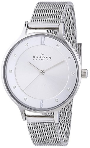 Skagen - SKW2149 - Montre Femme - Quartz Analogique - Bracelet Acier Inoxydable Argent