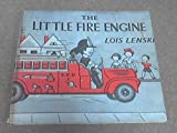 Little Fire Engine (0192795406) by Lenski, Lois