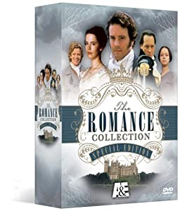 The Romance Collection: Special Edition (Pride and Prejudice / Emma / Jane Eyre / Ivanhoe / Tom Jones / The Scarlet Pimpernel / Lorna Doone / Victoria and Albert)