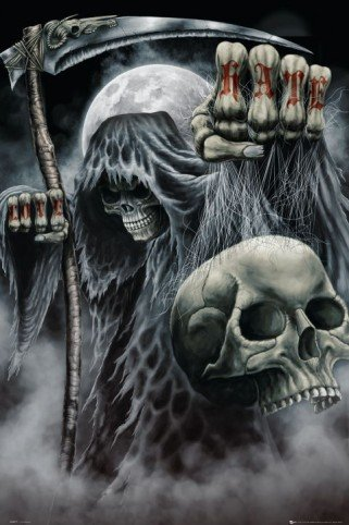 sensenmann grim reaper on pinterest grim reaper free screensavers and skulls. Black Bedroom Furniture Sets. Home Design Ideas