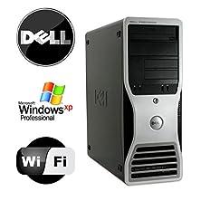 buy Dell Precision T3400 Workstation - Intel Core 2 Quad 2.4Ghz - 4Gb Ram - *New* 1Tb Hdd - Windows Xp Pro 32-Bit - Dual Video Output - Wifi - Dvd/Cd-Rw (Prepared By Recircuit)