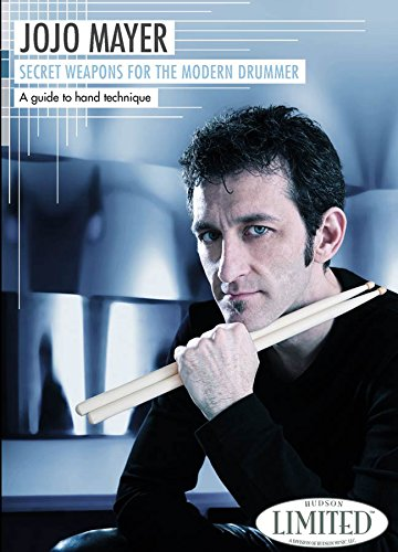 DVD : Jojo Mayer - Secret Weapons for the Modern Drummer (2 Disc)