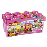 LEGO DUPLO Creative Play 10571 All-in-One-Pink-Box-...