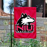 NIU Huskies Garden Flag and Yard Banner