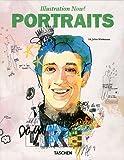 echange, troc Julius Wiedemann - Illustration Now! Portraits