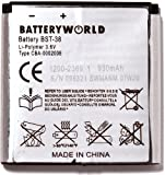 Mobile Phone Battery To Replace Sony Ericsson BST 38 Type