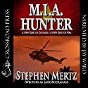 M.I.A. Hunter Audiobook by Jack Buchanan, Stephen Mertz Narrated by Jay Ward