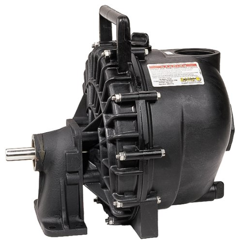 "Banjo 205Pb Polypropylene Centrifugal Pump Head, Electric Motor Driven, 50 Max Head (Ft), 50 Psi Max Pressure, 2"" Connection"