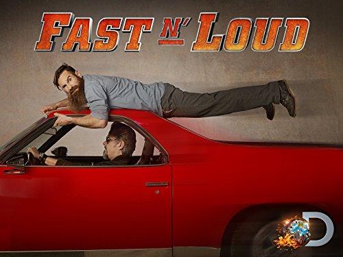 "Amazon.com: Fast N' Loud: Season 6, Episode 3 ""Super Sonic Camaro"