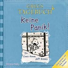 Keine Panik (Gregs Tagebuch 6) Hörspiel von Jeff Kinney Gesprochen von: Nick Romeo Reimann