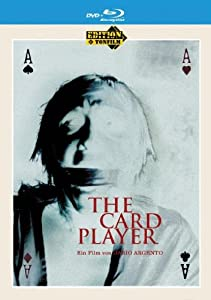 The Card Player UNCUT BR+DVD Mediabook Limited Ed. 1000 pc.
