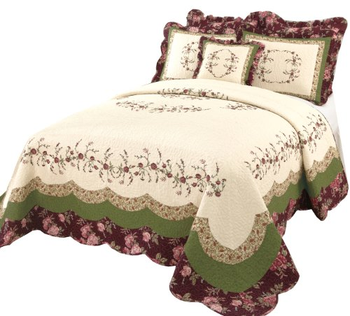 King Size Bedspreads 175080 back