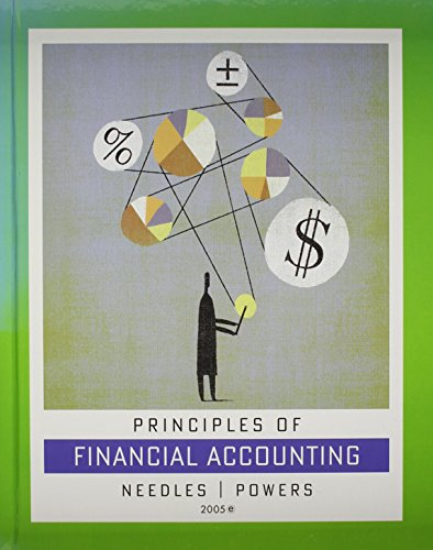 Principles of Financial Accounting Textbook + Cd (Revised) + Smarthinking + Working Papers Volume 1