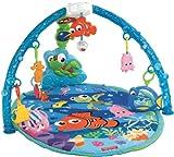 Fisher Price(フィッシャープライス) Disney Baby ディズニーベビー ファインディング・ニモ プレイジム [並行輸入品] ランキングお取り寄せ