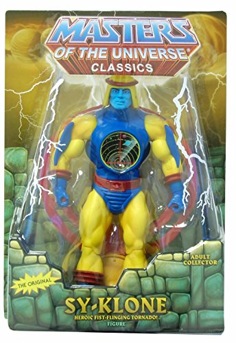 MATTEL MOTUC MASTERS OF THE UNIVERSE SY-KLONE SYKLONE ACTION FIGURE