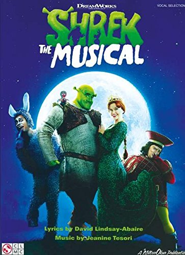 Shrek the Musical (Sheet Music Broadway compare prices)