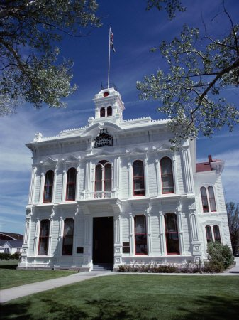 Old Courthouse, Carson City, Nevada