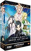 Sword Art Online - Arc 2 (ALO) - Edition Gold (3 DVD + Livret) [Édition Gold]