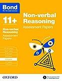 Bond 11+: Non-verbal Reasoning: Assessme...