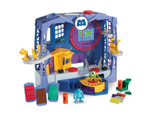Fisher-Price Imaginext Monsters University Monsters Scare Floor (Monster Inc Figures compare prices)
