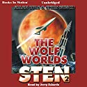 The Wolf Worlds: Sten Series, Book 2 Audiobook by Chris Bunch, Allan Cole Narrated by Jerry Sciarrio