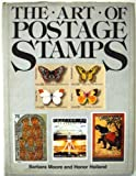 img - for The art of postage stamps book / textbook / text book