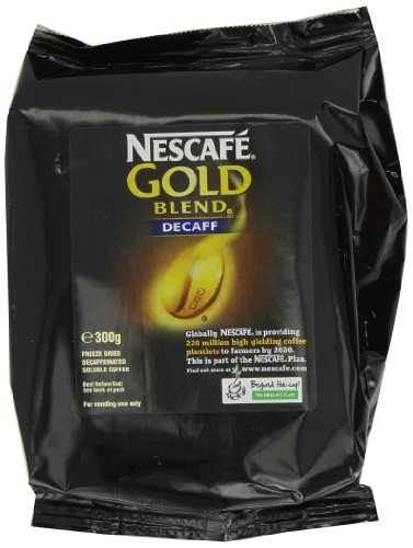 Nescafé Gold Blend Decaffeinated Coffee 300 g