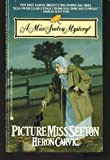 img - for Picture Miss Seeton by Heron Carvic(July 1, 1988) Mass Market Paperback book / textbook / text book