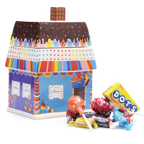 Dylan's Candy Bar Ceramic Candy House