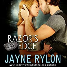 Razor's Edge: Men in Blue Book 2 (       UNABRIDGED) by Jayne Rylon Narrated by Gregory Salinas