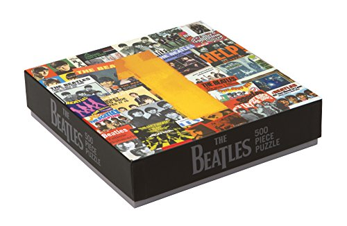 The Beatles No. 1 Singles: 500 Piece Puzzle