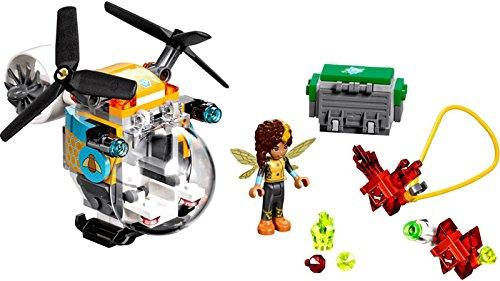 レゴ(LEGO)スーパーヒーローガールズ バンブルビーのヘリコプター 41234